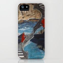 """""""Ascent/ Descent"""" iPhone Case"""