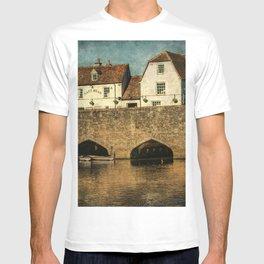 The Bridge At Abingdon T-shirt
