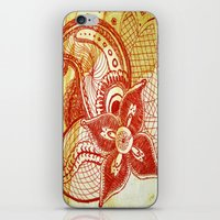 rare iPhone & iPod Skins featuring Rare Bloom by SecondLevelPrints