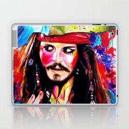 Captain Jack Sparrow Laptop & iPad Skin