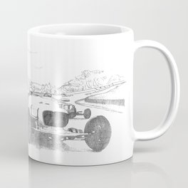 The Finish Coffee Mug