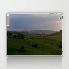 Rolling hills at the Wild Coast Laptop & iPad Skin
