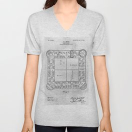 First Monopoly Unisex V-Neck