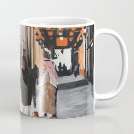 Orange Souk Coffee Mug