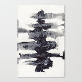 the spinal column Canvas Print