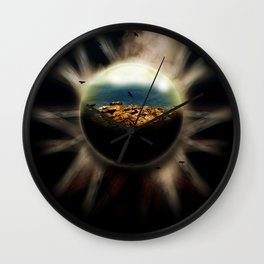 emanation Wall Clock