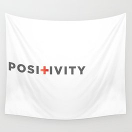 Positivity Wall Tapestry