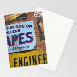 A Sign Of The Times Stationery Cards