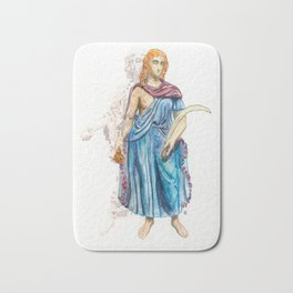 Personifications of Thrace and Egypt Bath Mat