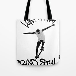 Lower Decatur Grind Style Tote Bag