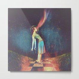 Spiritual Release Metal Print