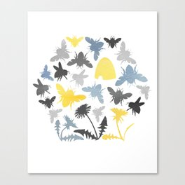 Apiary Canvas Print