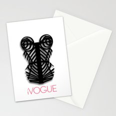 Madonna Corset #MDNA TOUR Stationery Cards
