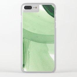 F L O W E R S  2  T A I S I A Clear iPhone Case