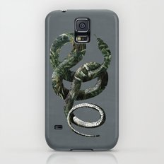 Jungle Snake Galaxy S5 Slim Case
