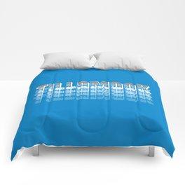 Seasons K Designs Tillamook Sunset Fade Comforters