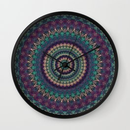 Mandala 580 Wall Clock