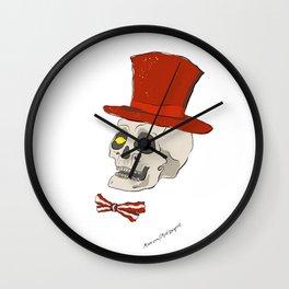 Sir Skully Lemoneyes Wall Clock