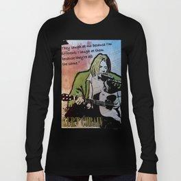Cobain Long Sleeve T-shirt