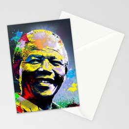 Nelson Mandela Madiba Stationery Cards