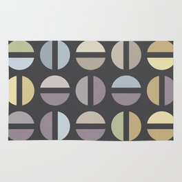 Neutral Color Combinations Rug