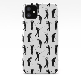 Golfers iPhone Case