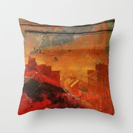 Derry Air Throw Pillow