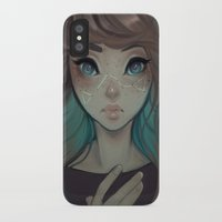cyarin iPhone & iPod Cases featuring Astrology by Cyarin