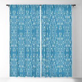 Arrows Vintage Pattern 17 Blackout Curtain