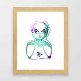 Beauty in Colours Framed Art Print