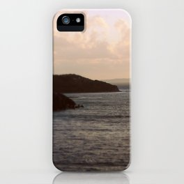 A Song For The Sea iPhone Case
