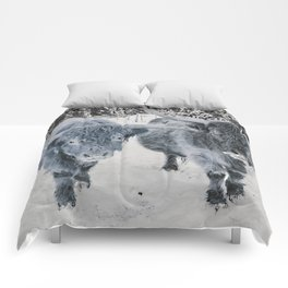 Scotish Highland cattle Comforters