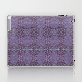 """Lavender lotus"" floral arabesque pattern Laptop & iPad Skin"