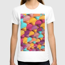 Colourful Pieces T-shirt