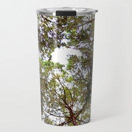 Cielo di alberi Travel Mug