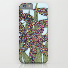 Among the Flowers iPhone 6s Slim Case