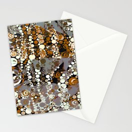 Tactile Tentacles #digitalart Stationery Cards