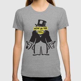 Now I'm the 99 Percent T-shirt