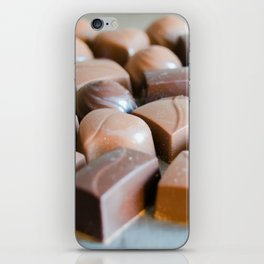 Chocolate 6 iPhone Skin