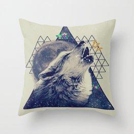 XXI Throw Pillow