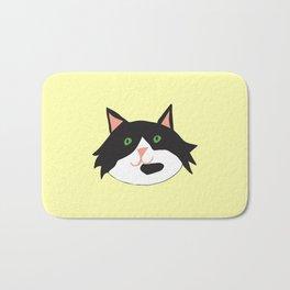 Happy Cat Bath Mat