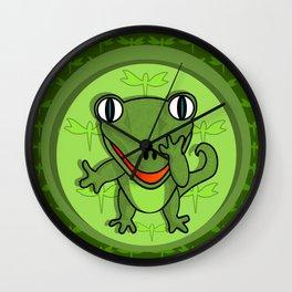 Dinito - The Chibi Dinosaur Wall Clock
