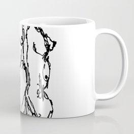 """An Uncertain Past Present & Future"" Coffee Mug"