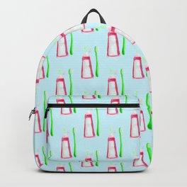 dentist pattern Backpack