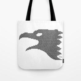 The Eagle of Wisdom Tote Bag