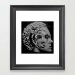 B/W Framed Art Print