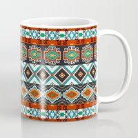 southwest Mugs featuring Southwest by Vannina