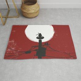RedMoon Silhouette Rug