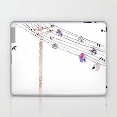 Love and birds Laptop & iPad Skin