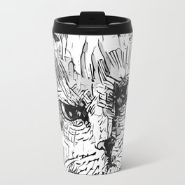 Cat ArtWork Travel Mug